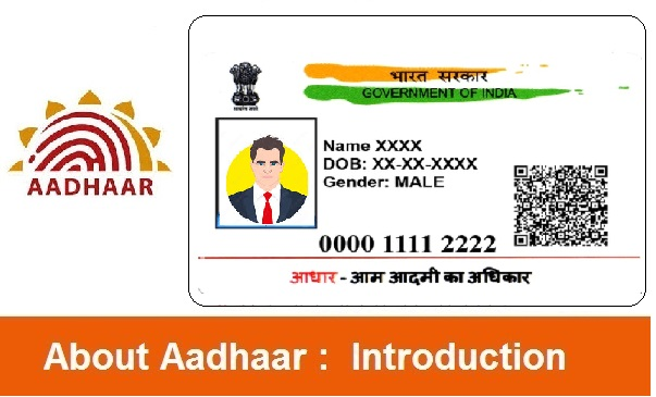 About Aadhaar : Introduction